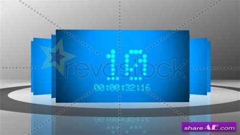 photo carousel after effects project revostock 187 free