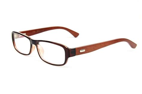 Handmade Spectacle Frames - designer handmade mens wooden glasses frame rectangular