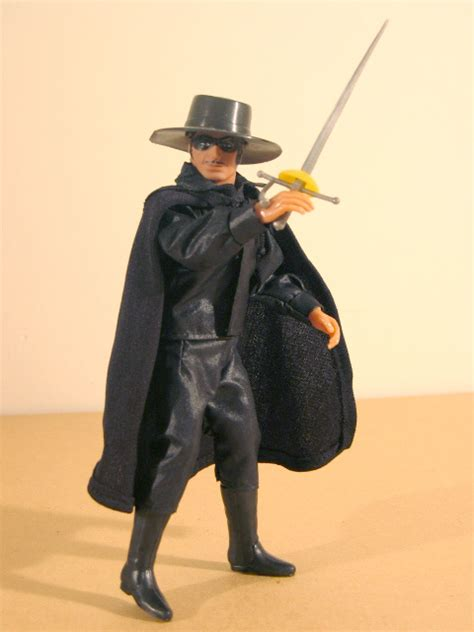 Figure Zorro The zorro mego museum galleries