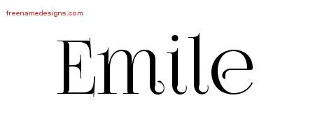 tattoo ideas for the name emile emile archives page 2 of 2 free name designs