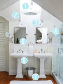 get this look bright white vanity bath remodelaholic