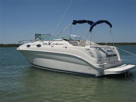 sea ray boats to be sold 2000 sea ray 240 sudancer sold the hull truth
