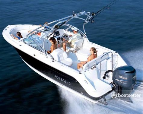 robalo boats in ct rent a 2017 22 ft robalo 247 dc w 2 f150xa in clinton ct