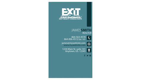 Exit Realty Business Card 25 Exit Realty Business Card Template 25 Exit Realty Business Cards Template