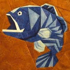 1000 ideas about fish quilt on quilts quilt