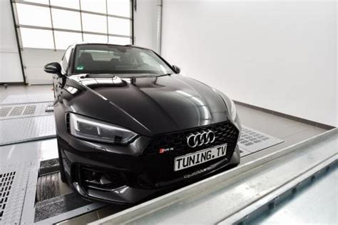 Audi S5 Chiptuning by Speed Buster Adds Chiptuning System To Audi S5 And Rs5