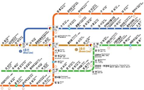 busan metro map best area to stay in busan bound for busan