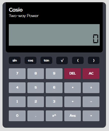 calculator jquery 7 newest free jquery plugins for this week 41 2016