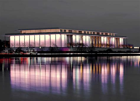 the kennedy center of performing arts