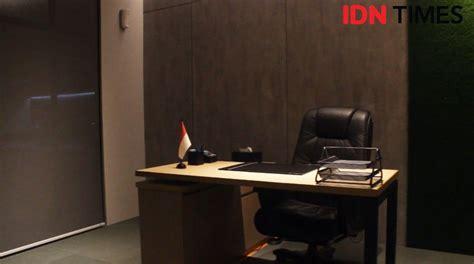 foto gaya kekinian  penampakan ruang kerja wagub