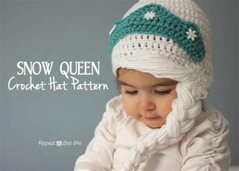 free pattern elsa crochet hat 20 free crochet frozen inspired patterns