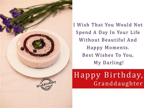 my best wishes to you birthday wishes for granddaughter birthday images pictures