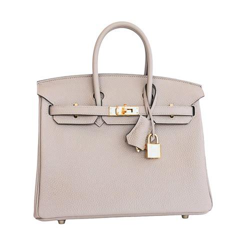 Birkin Ghillies 25 Cm Handbags 6813 1 hermes gris tourterelle baby birkin dove grey 25cm togo