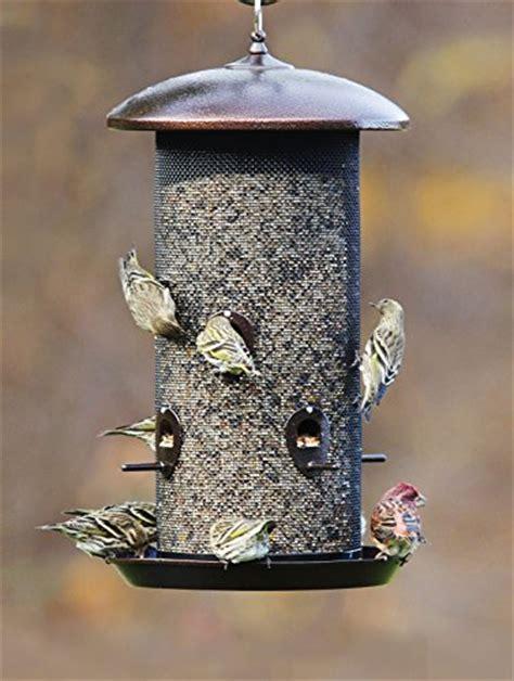 Stokes Bird Feeder Stokes Select Combo Bird Feeder With Two Seed