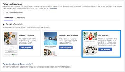 advertising templates for facebook facebook ads template tolg jcmanagement co