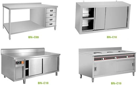 Cabinet kitchens restaurant equipment stainless steel kitchen cabinets with drawers buy
