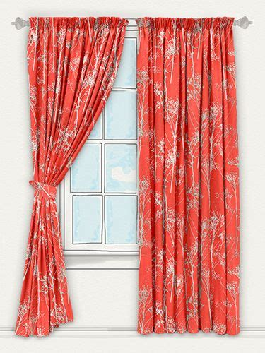 coral patterned curtains best 25 coral curtains ideas on pinterest peach