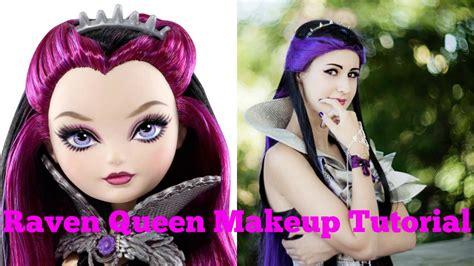 makeup tutorial raven queen raven queen classic makeup tutorial youtube