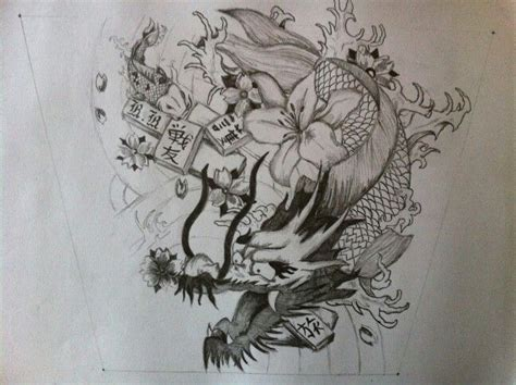 tattoo ideas journey my half sleeve design japanese style koi to