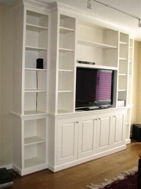 built  bookcase wall units wall unit  base