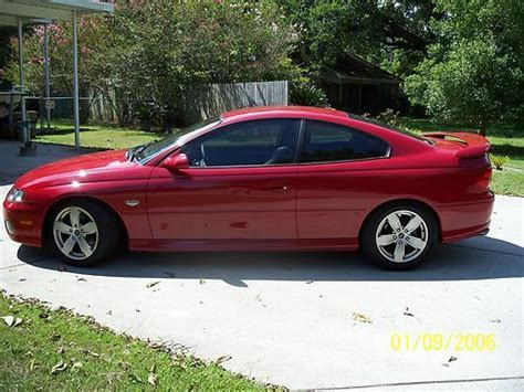 buy car manuals 2004 pontiac gto seat position control buy used 2004 pontiac gto for sale pulse red all black leather in charleston south carolina