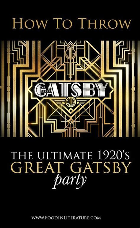 theme of society in the great gatsby great gatsby party ideas pinterest www imgkid com the
