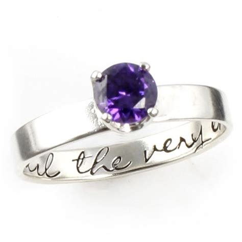 harry potter quot until the very end quot engagement ring