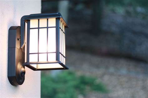 security light and camera kuna smart porch light pulls double duty as a wi fi