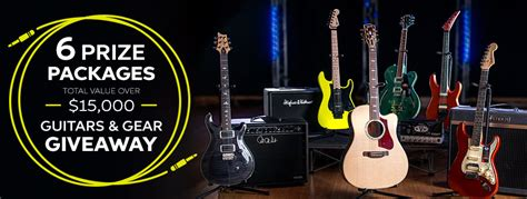 guitar contests archives page 2 of 11 guitar treats - Guitar Contests And Giveaways