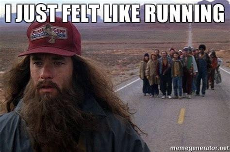 Run Forrest Run Meme - men s 100 race now democratic underground