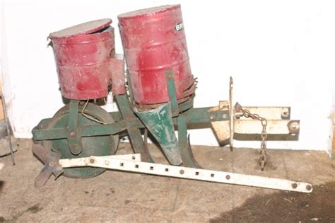 Brinly Planter by Michael S Tractors Simplicity And Allis Chalmers Garden