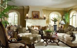Antique White Living Room Furniture Decobizz Com Living Room With Antique Furniture