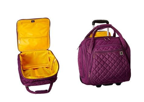 Quilted Carry On Suitcase From Outfitters by 10 Underseat Carry On Bags You Can Take On Any Flight
