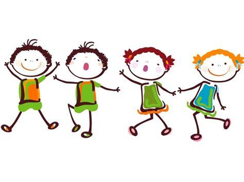 imagenes niños dibujos image gallery ninos bailando
