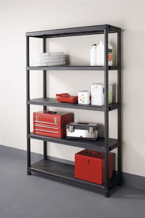 etagere garage canadian tire table de chevet en palette