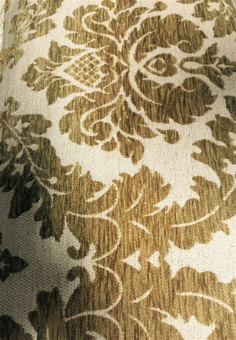 valley drapery and upholstery valley forge upholstery fabric chenille gold cream by