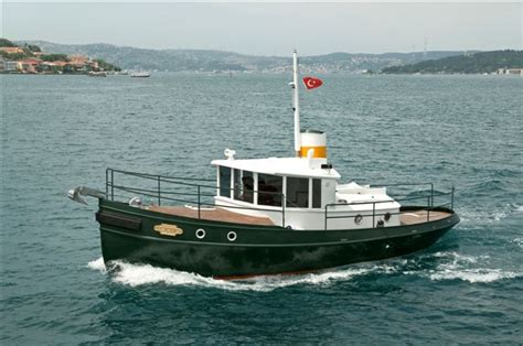 luxury tugboat yacht 32 tug yacht terrier vessel specification