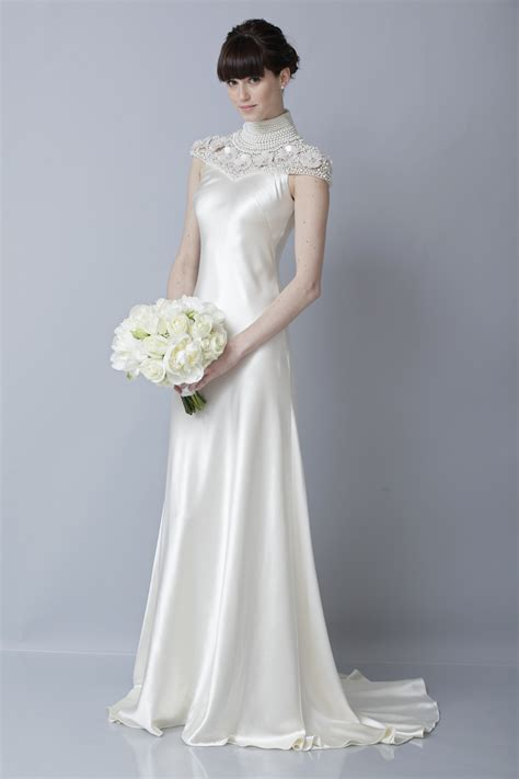 Silk Wedding Dresses by 2013 Wedding Dress By Theia Bridal Gowns Silk Cap Sleeves