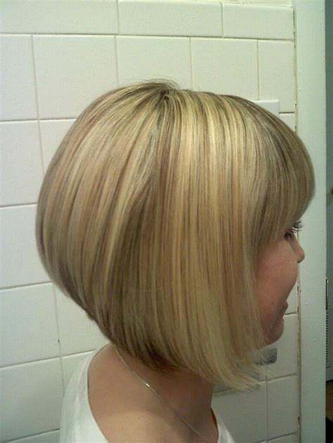 med length bob graduated layers graduated bob medium on pinterest