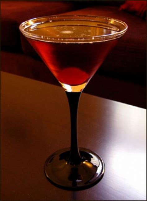 martini sweet al capone short drink short drinks