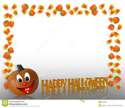 Trick Or Treat Graphic 13 free clip borders frames festival collections