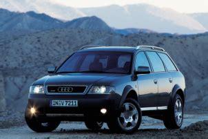 Audi Allroad Quattro A Crossover Vehicle