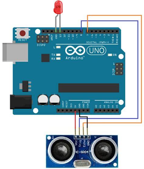 hc sr04 ultrasonic distance sensor code how to build an hc sr04 distance sensor circuit