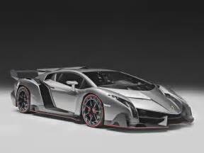 What Is The Lamborghini Lamborghini Veneno 2013