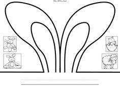 Easter Bonnet Printable Templates by Kindergarten Printable Hat Templates Http