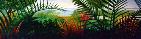 Kitchen Design Photo South Florida Mural Painter Bill Savarese