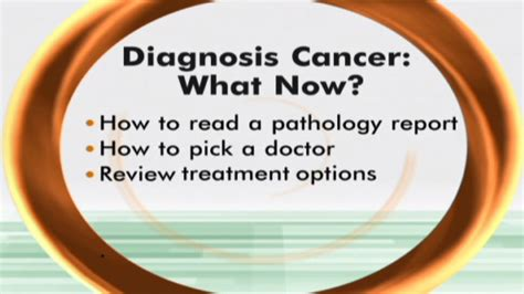 diagnosis cancer what happens next books after cancer diagnosis what comes next cnn