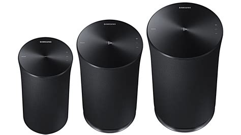 house music speakers samsung s multi room omni directional wi fi speakers now in small medium and large