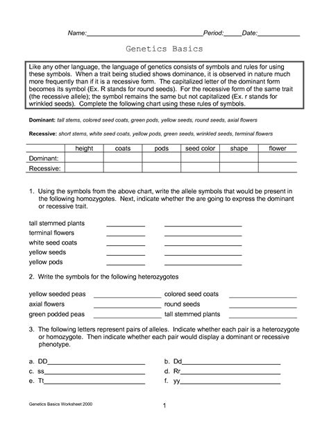 Answers To Biology Worksheets by 18 Best Images Of Biology Worksheets With Questions Cell
