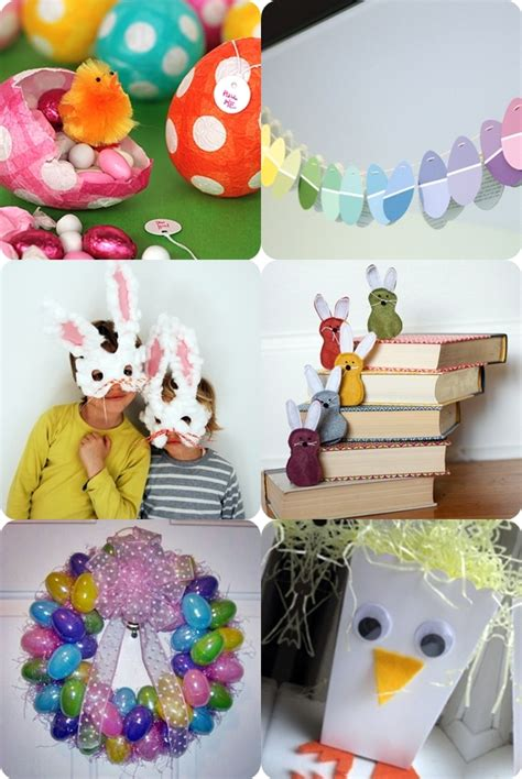 Easter Handmade Crafts - make easter crafts handmade kidshandmade